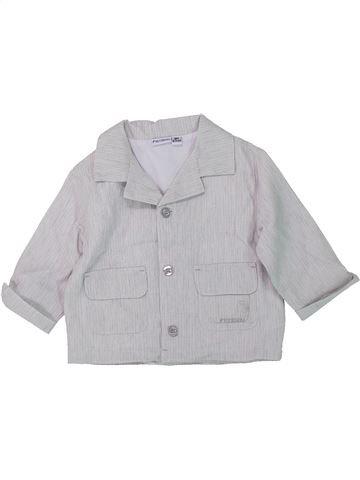 Chaqueta niño P'TIT BISOU gris 6 meses verano #1420603_1
