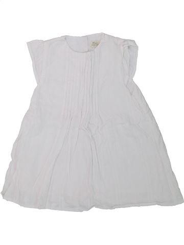 Vestido niña ZARA blanco 18 meses verano #1421214_1
