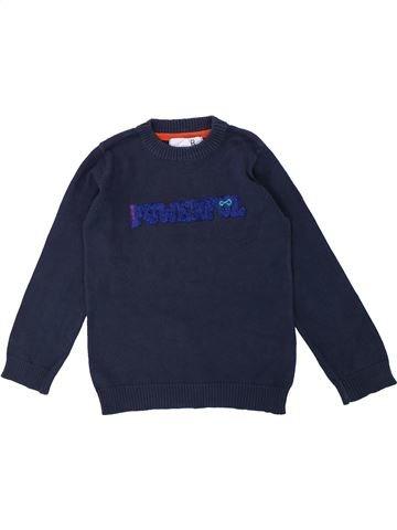 jersey niño LA REDOUTE CRÉATION azul 5 años invierno #1421250_1