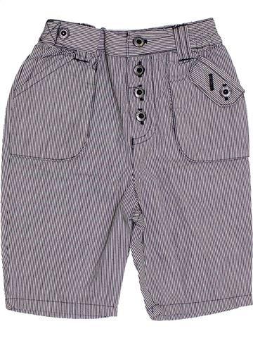 Pantalon garçon GRAIN DE BLÉ gris 3 mois hiver #1421265_1