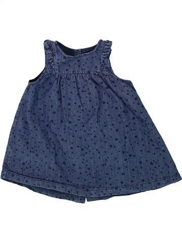 Vestido niña DPAM azul 12 meses invierno #1421331_1