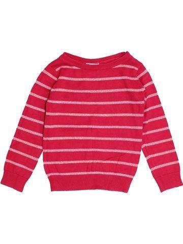 jersey niña DPAM rosa 4 años invierno #1421396_1