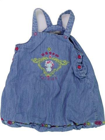 Vestido niña ORCHESTRA azul 12 meses verano #1421453_1