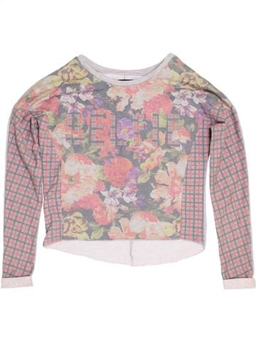 Sweat fille M&CO rose 10 ans hiver #1421774_1
