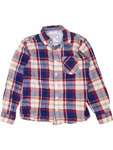 Camisa de manga larga niño JASPER CONRAN violeta 11 años invierno #1422260_1