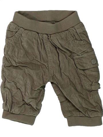 Pantalón niño VERTBAUDET gris 3 meses invierno #1422311_1