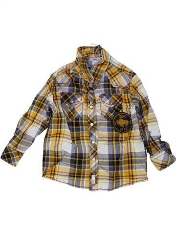 Chemise manches longues garçon MEXX marron 3 ans hiver #1422398_1