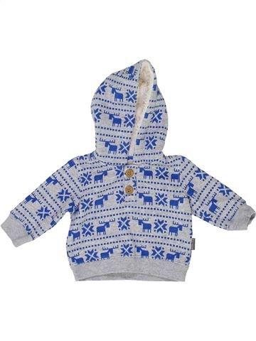 Sudadera niño NUTMEG azul 3 meses invierno #1422604_1