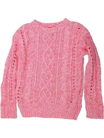 jersey niña GAP rosa 7 años invierno #1423199_1