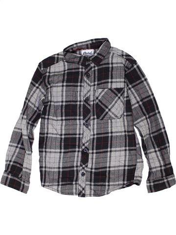Camisa de manga larga niño PRIMARK gris 7 años invierno #1423211_1