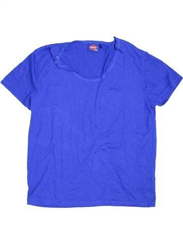 T-shirt manches courtes fille LEE COOPER bleu 12 ans été #1423374_1