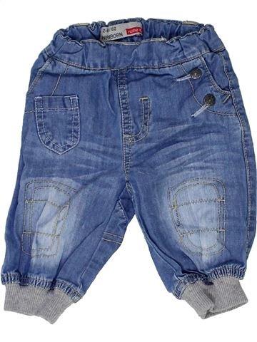 Tejano-Vaquero niño NAME IT azul 3 meses invierno #1423393_1