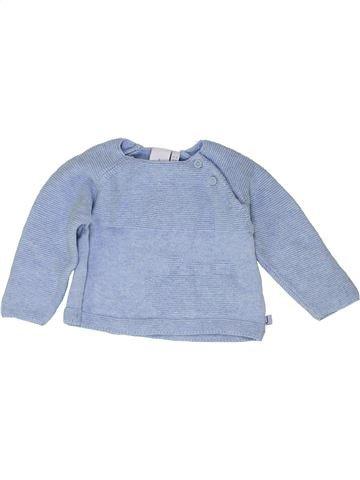 Gilet unisexe JASPER CONRAN bleu 3 mois hiver #1423410_1
