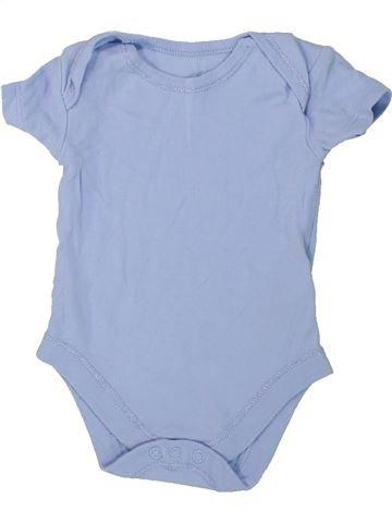 Camiseta de manga corta niño NUTMEG azul 6 meses verano #1423661_1