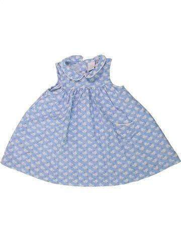 Vestido niña MINI CLUB azul 6 meses invierno #1423736_1