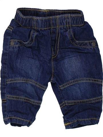 Tejano-Vaquero niño GEORGE azul 3 meses invierno #1423790_1