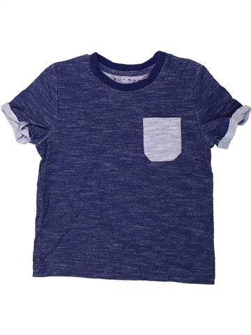 Camiseta de manga corta niño NUTMEG azul 3 años verano #1423948_1
