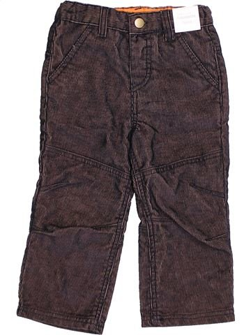 Pantalon garçon ADAMS gris 2 ans hiver #1423958_1