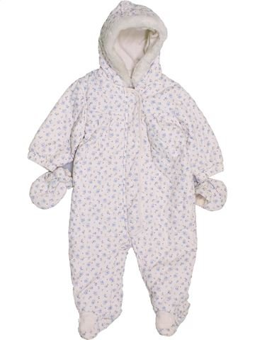 Mono-polar niña NEXT blanco 6 meses invierno #1424187_1