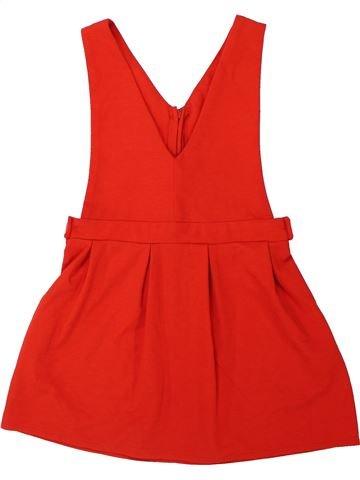 Vestido niña NEXT rojo 8 años verano #1424428_1