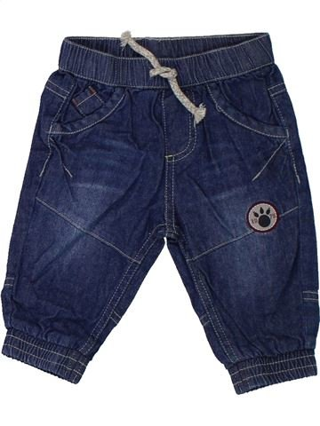 Tejano-Vaquero niño NUTMEG azul 6 meses invierno #1424501_1
