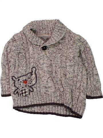jersey niño GEORGE gris 6 meses invierno #1424518_1