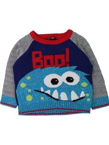 jersey niño GEORGE azul 2 años invierno #1424598_1