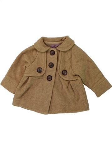 Abrigo niña NEXT marrón 12 meses invierno #1424691_1