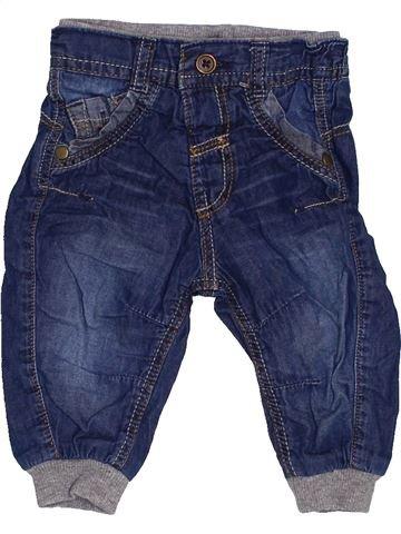 Tejano-Vaquero niño GEORGE azul 6 meses invierno #1424726_1
