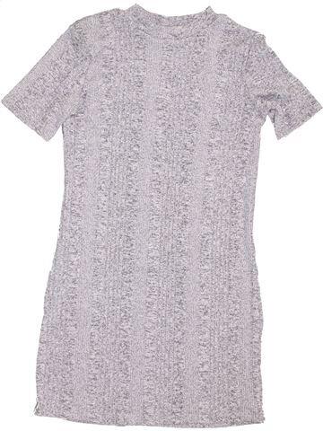 Robe fille C&A blanc 12 ans hiver #1424983_1
