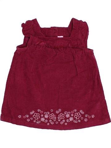 Robe fille DOPODOPO violet naissance hiver #1425100_1