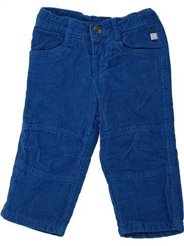 Pantalon garçon LIEGELIND bleu 12 mois hiver #1425314_1