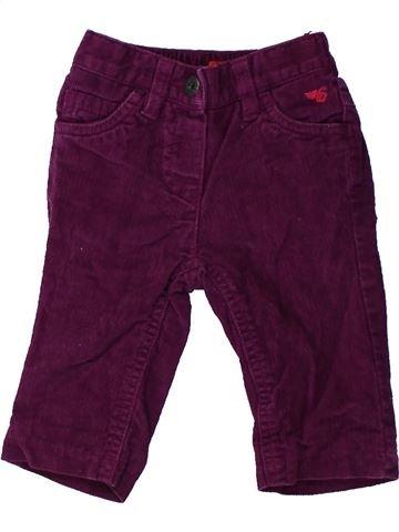 Pantalón niña ESPRIT violeta 6 meses invierno #1425364_1
