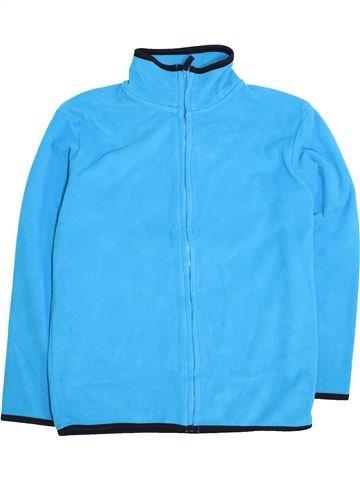 Gilet garçon YIGGA bleu 12 ans hiver #1425634_1