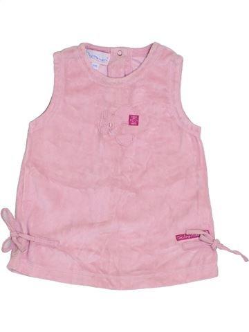 Vestido niña PREMAMAN rosa 9 meses invierno #1425704_1