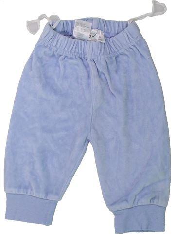 Pantalon garçon OKAY bleu 6 mois hiver #1425806_1
