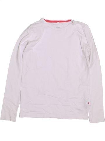 T-shirt manches longues fille NAME IT blanc 8 ans hiver #1426118_1