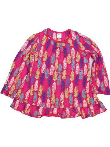 Vestido niña MINI CLUB rosa 5 años invierno #1426549_1