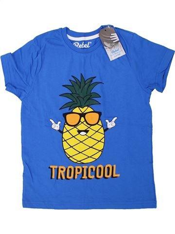 T-shirt manches courtes garçon PRIMARK bleu 7 ans été #1426595_1