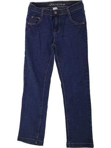 Jean fille CHEROKEE bleu 10 ans hiver #1426674_1