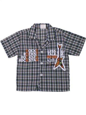 Camisa de manga corta niño SUNDAY CLUB azul 2 años verano #1426739_1