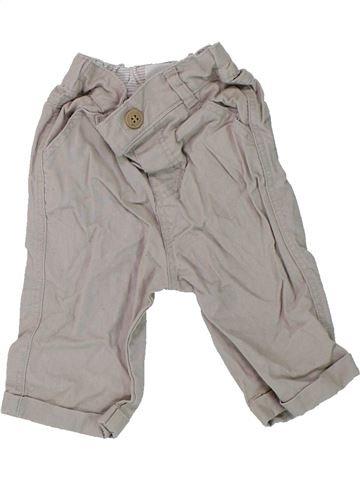 Pantalon garçon M&CO gris 6 mois été #1426970_1