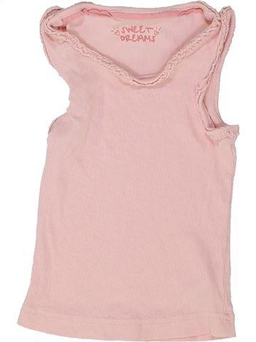 T-shirt sans manches fille MATALAN violet 4 ans été #1427174_1