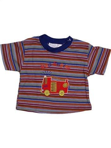 Camiseta de manga corta niño BUMBLE BEAR COLLECTION violeta 6 meses verano #1428337_1