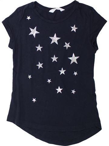 Camiseta de manga corta niña H&M negro 12 años verano #1428525_1