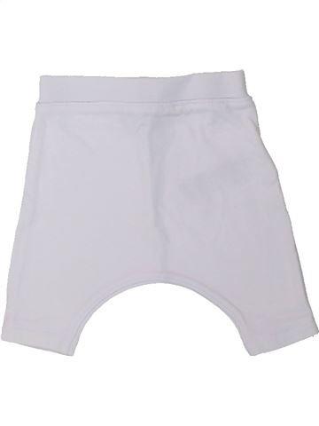 Pantalon unisexe VERTBAUDET blanc naissance hiver #1429335_1