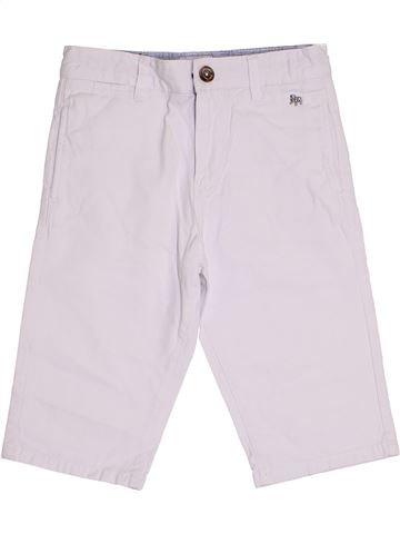 Short-Bermudas niño JASPER CONRAN blanco 10 años verano #1429390_1