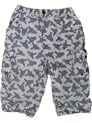 Pantalon fille CADET ROUSSELLE gris 18 mois hiver #1429396_1