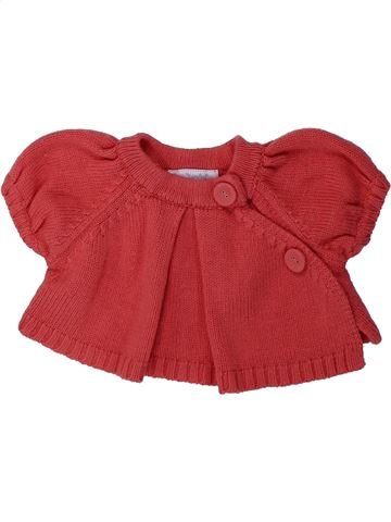 Gilet fille KIMBALOO rouge 3 mois hiver #1429459_1