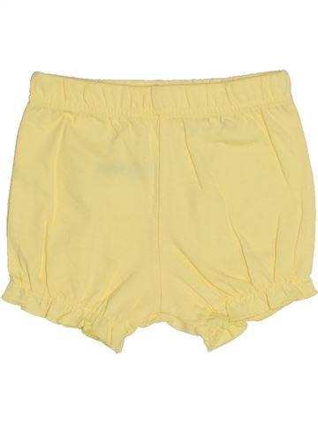 Short - Bermuda fille NUTMEG beige 6 mois été #1429546_1